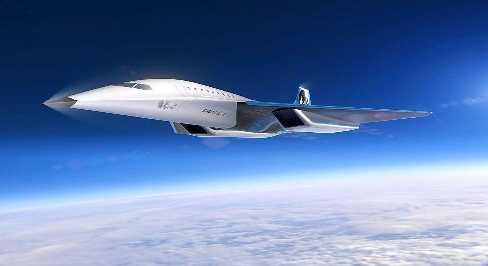 Concorde, un erede per vip