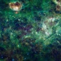 Scoperte stelle ricche di fosforo, l'elemento base del Dna