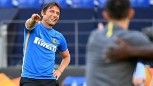 """Inter, Conte: """"Contro il Getafe sarà partita sporca. E noi dobbiamo sporcarci"""""""