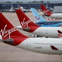 Coronavirus nel mondo, a causa della pandemia Virgin Atlantic chiede bancarotta