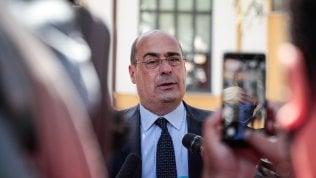 """Legge elettorale, ultimatum di Zingaretti: """"In Aula con chi ci sta"""""""