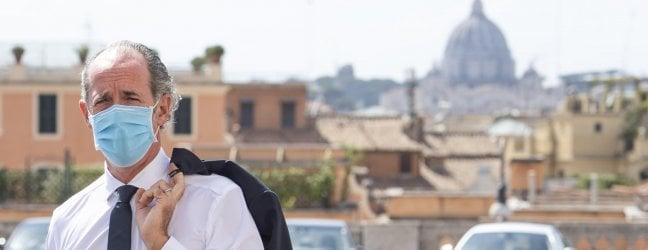 Il popolo leghista acclama Zaia. E Salvini è nervoso