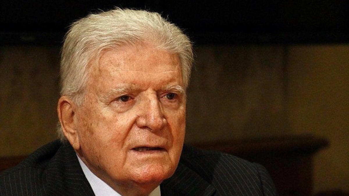 Addio a Sergio Zavoli, l'intellettuale della televisione