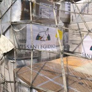 Sud Sudan, gli aiuti per i profughi che hanno abbandonato i villaggi per i recenti scontri nel Paese