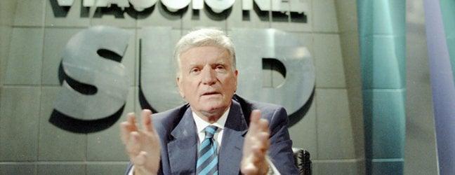 """Addio a Sergio Zavoli, l'intellettuale della televisione. """"La mia tomba accanto a Fellini"""""""
