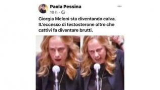"""""""Body shaming"""" a Giorgia Meloni, Paola Pessina lascia vicepresidenza Fondazione Cariplo"""