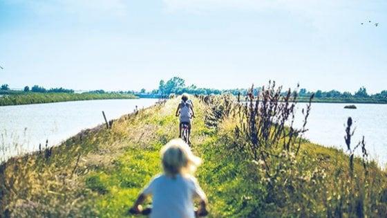 Tour della Romagna in bici