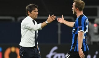 """Inter, Conte: """"Stiamo diventando una squadra tosta"""""""