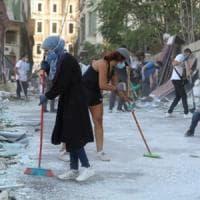 """Beirut, la rabbia dei libanesi contro le autorità: """"Niente rimarrà impunito"""""""
