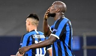 """Inter, Lukaku trascinatore: """"La mentalità giusta per continuare a migliorare"""""""