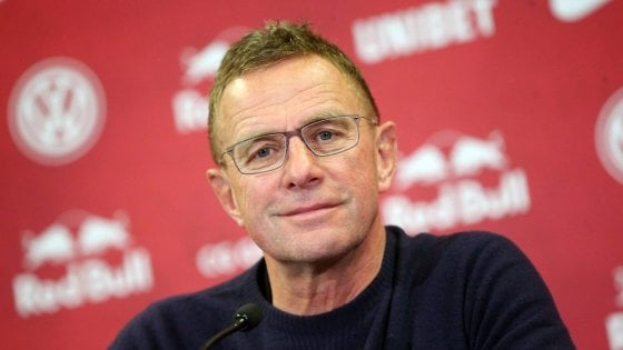 """Rangnick: """"Per il Milan non sarebbe stato saggio cambiare allenatore"""""""