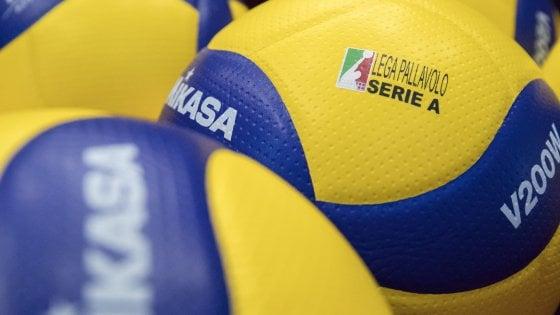 Volley, SuperLega: si parte il 27 settembre, il calendario