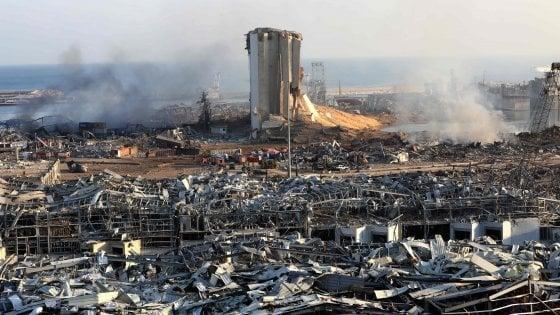 Esplosione Beirut, Farnesina: morta una cittadina italiana