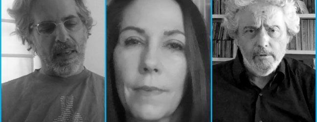 Le Conversazioni Volume 13, Jonathan Lethem, Mary Karr e Nicola Piovani leggono Delany, Hayes e Belli