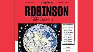 Robinson, il cielo in una stanzetta