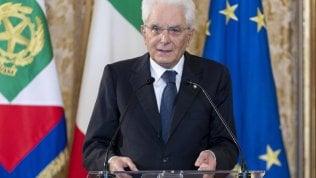 """Mattarella ricorda Marcinelle: """"Più sicurezza e ammortizzatori efficaci"""""""