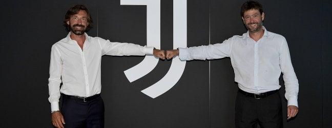"""Juventus, è Andrea Pirlo il nuovo allenatore. Paratici: """"Per noi è un predestinato""""Il commento Coraggio in panchina di MAURIZIO CROSETTIIl retroscena La svolta di Agnelli, nasce un'altra Juve ai piedi di Pirlodi GIULIO CARDONE, EMANUELE GAMBA E DOMENICO MARCHESE"""