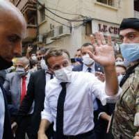 Beirut, i leader mondiali si riuniscono per raccogliere aiuti. Ci saranno Trump e Macron