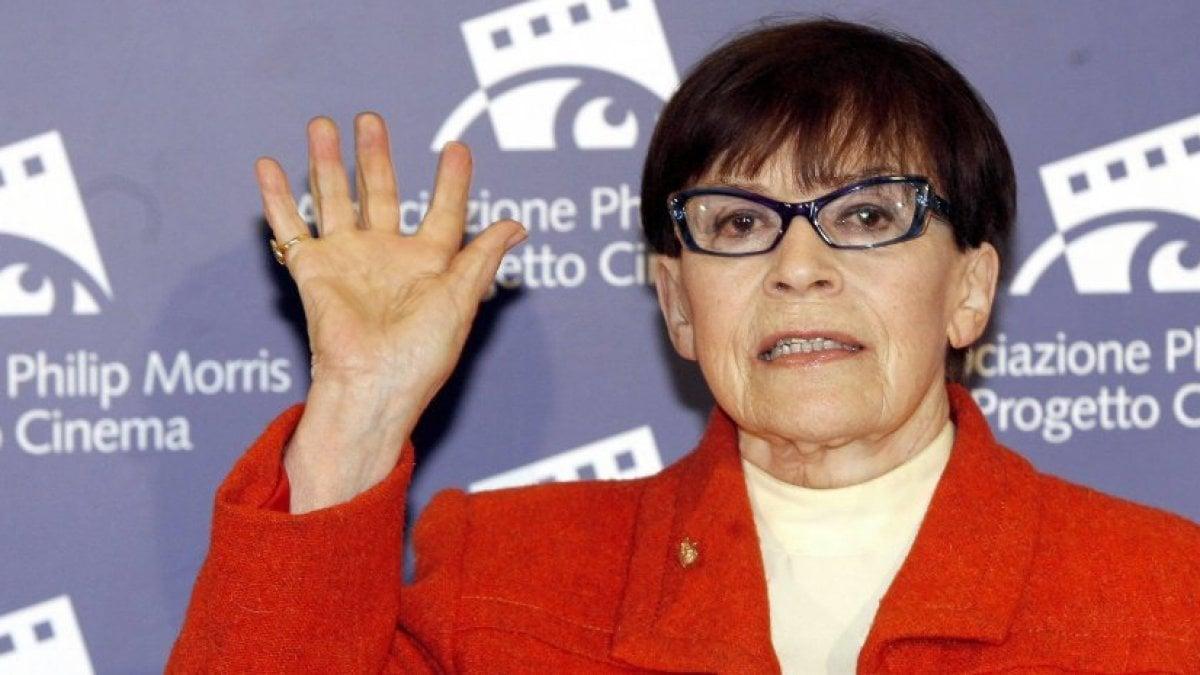 è morta Franca Valeri, il cordoglio del mondo della ...