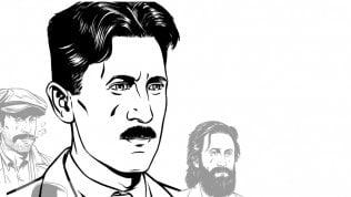 Un graphic novel per riscoprire George Orwell