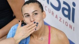 """Tania Cagnotto annuncia il ritiro: """"C'è una nuova vita dentro di me"""""""