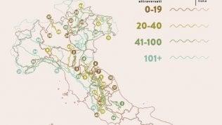 Sul sito di Repubblica tutti gli itinerari Foto