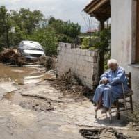 Grecia, tempesta colpisce l'isola di Eubea: otto morti e un disperso