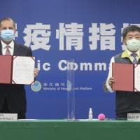 Taiwan, la sfida di Washington a Pechino: prima visita ufficiale americana dal 1979