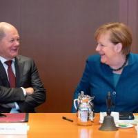 Germania, il vicecancelliere Scholz candidato Spd alla successione di Merkel