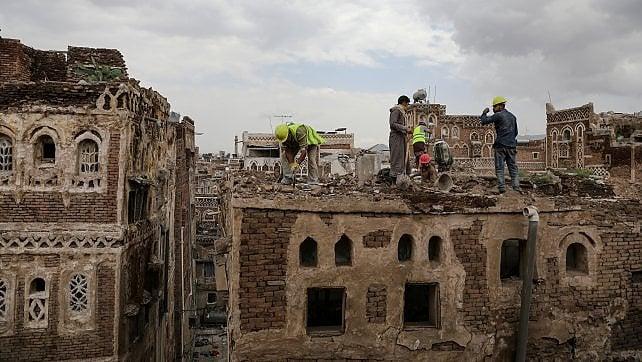 Yemen sotto il diluvio, collassa Sana'a -   ft