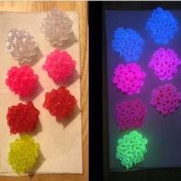 Ecco il materiale fluorescente più brillante mai realizzato