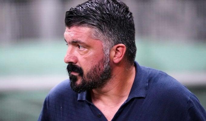 Napoli, fumata grigia tra Gattuso e De Laurentiis: rinviata la firma del rinnovo