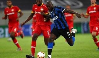Europa League, Inter-Leverkusen 2-1: Barella e Lukaku spingono i nerazzurri in semifinale