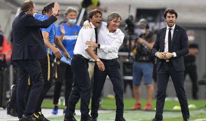 """Inter, Conte: """"Si poteva chiuderla prima e stare più tranquilli"""""""