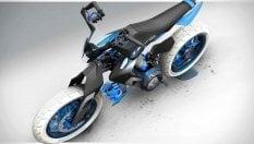 Moto ad acqua, ecco l'idea Yamaha