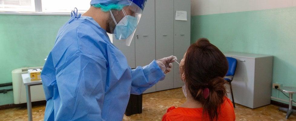 Coronavirus, test rapidi per chi torna dall