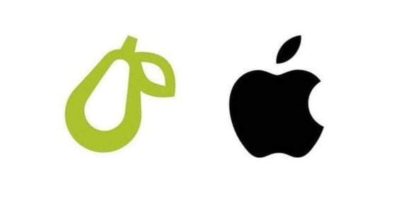 """La battaglia legale di Apple contro un'app di ricette: """"Il loro logo ricorda nostra mela"""""""