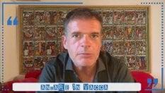 """Stefano Massini: """"I bovini non c'entrano con 'Andare in vacca'"""""""