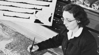 Marie Tharp, la geologa che 60 anni fa svelò al mondo i fondali degli oceani