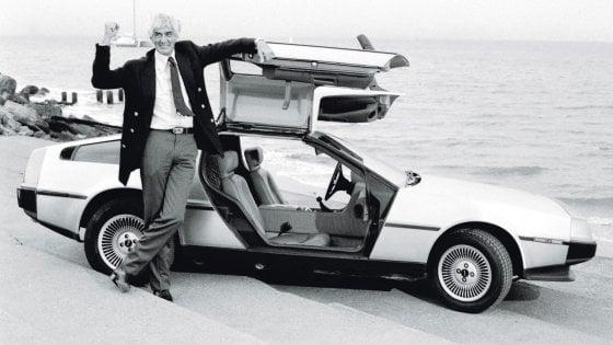 """DeLorean, il manager di """"Ritorno al futuro"""" che guardava troppo avanti"""