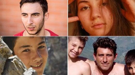 Dramma sulle montagne di Cuneo: un'auto finisce fuori strada, morto il conducente e altri quattro ragazzi tra i 14 e i 16 anni