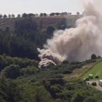 Scozia, deraglia  un treno: almeno due morti