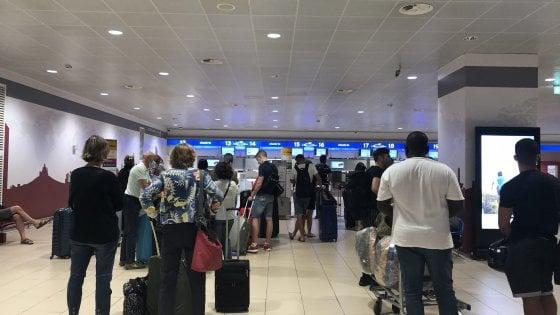 Tamponi rapidi per chi arriva da Spagna, Grecia, Malta e Croazia. Divieto di ingresso dalla Colombia