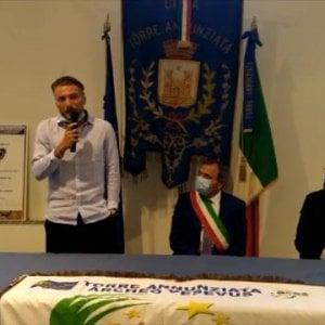 """Immobile: """"Arriva David Silva? Altri assist per me, anche in Champions. Nella Lazio a vita"""""""