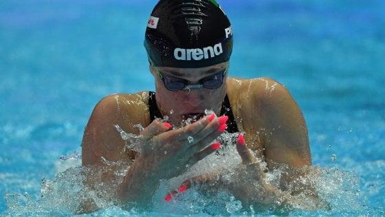 Nuoto, Settecolli: Pilato record italiano nei 50 rana. Paltrinieri super negli 800