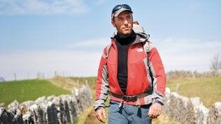 """Enrico Brizzi: """"Mi piace tornare analfabeta per immergermi nella natura"""""""