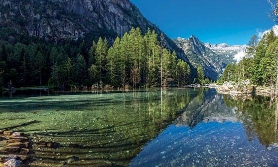 Tra Piemonte, Lombardia e Trentino, la montagna dei parchi e della lentezza