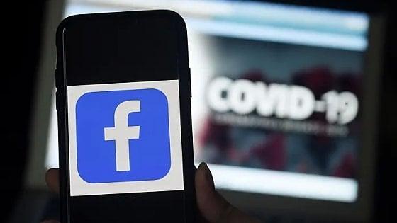 Coronavirus, Facebook mostrerà la fonte prima di condividere news