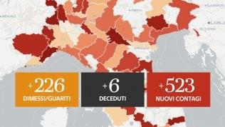 """""""L'Italia sta peggiorando"""". Quasi mille i focolai ma l'indice Rt torna sotto 1"""