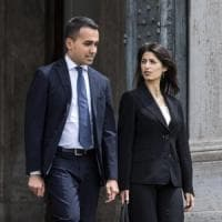 "Roma, Di Maio: ""Su Virgina uragani, ma insieme si vince. No a pregiudizi, sì a alleanze..."